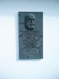Pamětní deska Ignáci Šustalovi