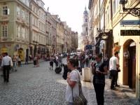 Mostecká ulice