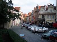 Praha - Nerudova ulice