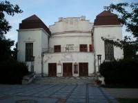 Kladenské divadlo, dne je v rekonstrukci