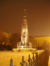 Kranerova fontána