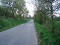 Cesta za Hřebčí