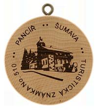 Turistická známka č. 510 - Pancíř