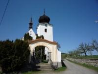 Kostel sv. Jana Křtitele v Počepicích