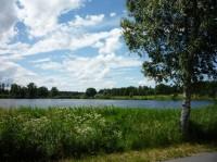 Krajinou rybníků kolem Chlumu u Třeboně -  na kole