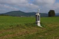 Vyšší Brod – křížová cesta a kaple Panny Marie na skále (CK)