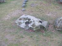 Heiliger Stein - Svatý kámen (ten děrovaný), 4.12. 2011