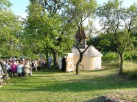 Pouť ke svatému kameni v rakousku, 27.6. 2012