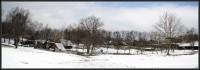 Zimní procházka Skanzenem v Rožnově + Z Pusteven na Rodhošť