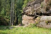 Pavlino údolí - rozcestník