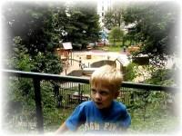 Dětské hřiště - Smíchov