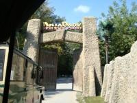 Brána Dinoparku