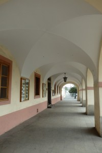 zámek Lysá nad Labem