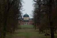 Park na zámku Veltrusy