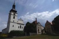 zámek ve Voticích