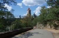 Středověký hrad Zvíkov