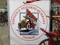 Zbiroh-Expozice požární ochrany