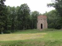 Od Allainovy věže na zříceninu hradu Kozlov