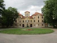 Památník K.V.Raise-Lázně Bělohrad