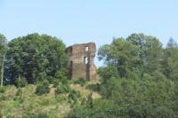 Hrad Cimburk zvaný též Trnávka