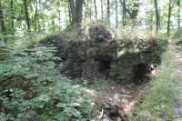 Na zříceninu hradu Drahotuš