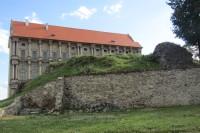 Nepřehlédnutelný zámek Plumlov