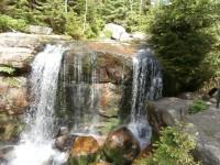 vodopád Jedlová
