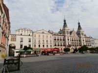 Pernštejnské náměstí-Pardubice