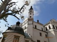 Pardubice-zámek
