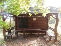 Odpočinkové místo u Terezínky