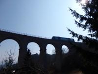 viadukt na Smržovce
