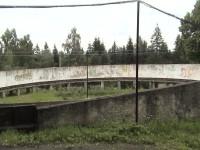 Sáňkařská dráha ve Smržovce(Jelení kout)