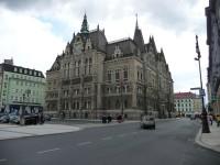 Vyhlídka na Liberecké radnici