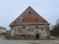 Zábřeh - barokní sýpka - chráněná nemovitá kulturní památka