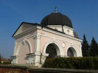 Zábřeh - hřbitov a zde odpočívající významné osobnosti Zábřeha