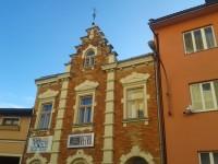 Zábřeh - budova kina Retra s kavárnou