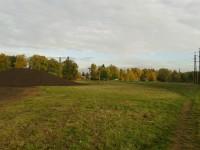 Zábřeh - Knížecí sady u rybníka vedle již existujícího hřiště Oborník
