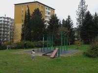 Zábřeh - workout hřiště pro aktivní (věk 15-99 let)