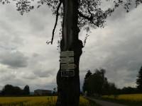 Cyklovýlet s dětmi i pěší-Zábřeh-Lesnice(býv.Závořický ryb,kostel, hřbitov, roubenka, zámeček)a zpět