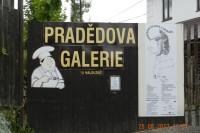 Jiříkov - Pradědova galerie u Halouzků a Rešov - vodopády, ubytování