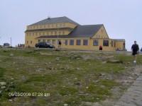Chata na polské straně