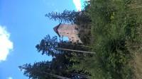 Nejvýše položený královský hrad v Čechách - Kašperk