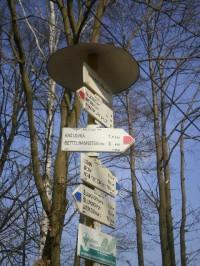 Šluknov - Bettelmanstein - Taubenheim - Sohland - Nové Hraběcí