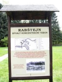 Bývalý koncentrační tábor  Rabštejn - Jánská