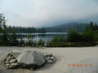 Štrbské pleso - Popradské pleso - Veĺké Hincovo jazero
