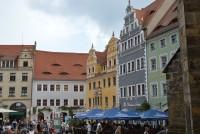Míšeň - Marktplatz