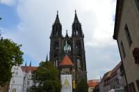 Míšeň - dóm na Albrechtsburgu