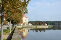 Moritzburg - okolí zámku