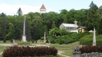 zámecký park na Konopišti
