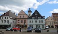 Česká Kamenice, město bývalého pohraničí